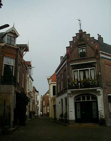 Zutphen, Holland, October 14/5, 2000
