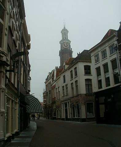 Zutphen, Holland, October 14/5, 2000